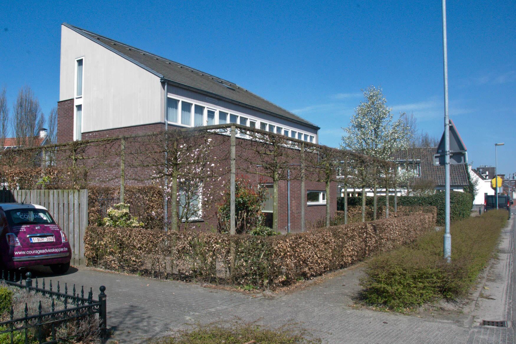 Foto Mgr. Smetsstraat