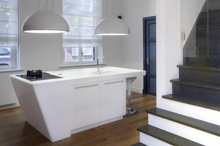Verbouwing en interieur Gemert