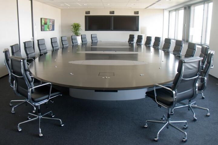Tafel boardroom
