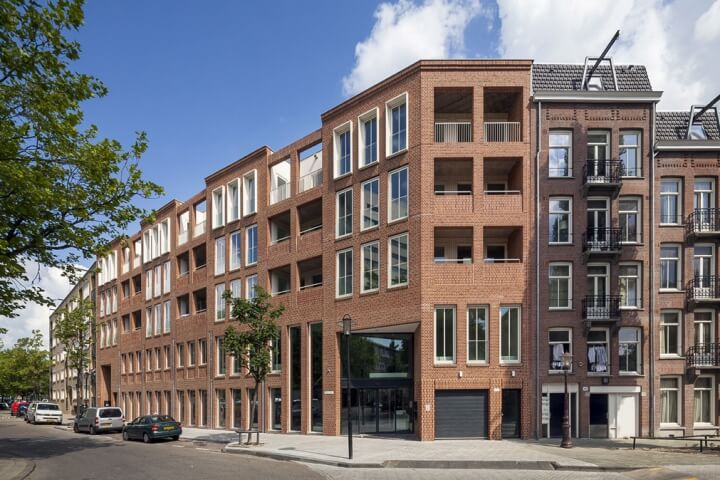 Oranjepanden Amsterdam