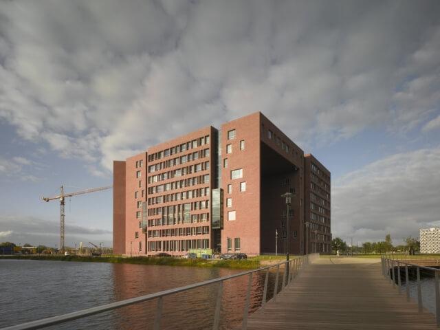 Forumgebouw Wageningen Universiteit